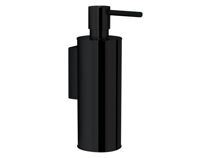 Uni dozownik mydła w płynie czarny mat UN10720/OBL
