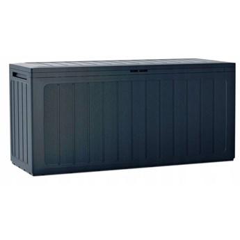 Skrzynia ogrodowa Prosperplast Boardebox 280l antracyt