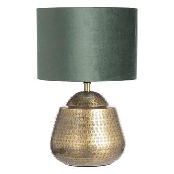 Lampa stołowa Moyo, 30 x 47 cm