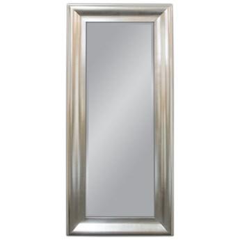 Klasyczne lustro w drewnianej oprawie 80x180 GP2399 outlet