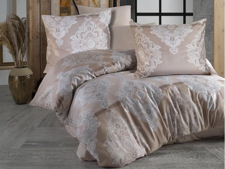 Darymex Pościel satyna bawełniana 160x200 Exclusive Mudonse Rozmiar poduszki 70x80 cm Bawełna Komplet pościeli 160x200 cm Pomieszczenie Pościel do sypialni