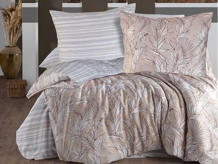 Darymex Pościel satyna bawełniana 160x200 Exclusive Palmira Komplet pościeli 160x200 cm Bawełna Pomieszczenie Pościel do sypialni Rozmiar poduszki 70x80 cm