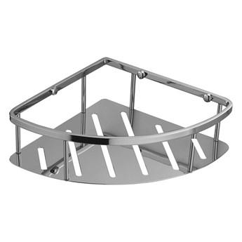 Uni koszyk prysznicowy narożny chrom UN3615CR