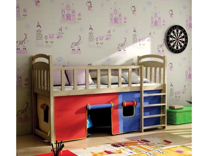 Łóżko antresola MARCELINA wiele rozmiarów i kolorów Łóżko na antresoli Kategoria Łóżka dla dzieci Łóżko piętrowe Kolor Wielokolorowy