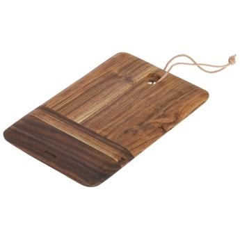 Deska do serwowania Ronli prostokątna z litego drewna akacjowego