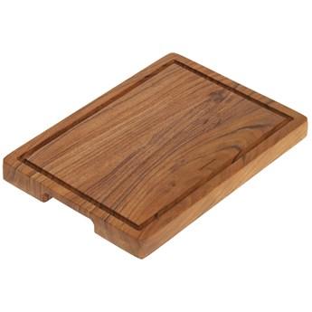 Deska do serwowania Zipa lite drewno akacjowe