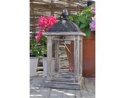 Lampion drewniany I