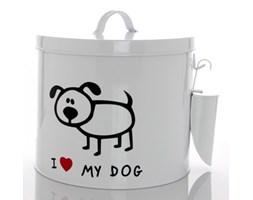 Puszka na karmę dla psa