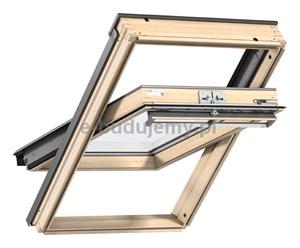 velux ggl 3066 mk04 78x98 okno dachowe obrotowe drewniane. Black Bedroom Furniture Sets. Home Design Ideas