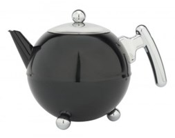 Dzbanek do herbaty Bella 1,2l czarny Bredemeijer B-7304ZC