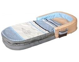 Przenośne nadmuchiwane łóżeczko - Ready bed SENNA SOWA, WORLDS APART