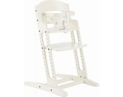 Krzesełko DANCHAIR białe, Baby Dan