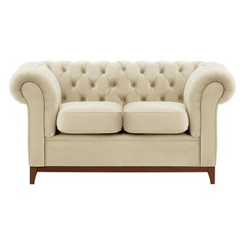 Sofa dwuosobowa Chesterfield Wood