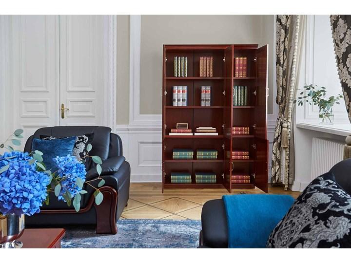 Szafa 3-drzwiowa Antonio III B, zabudowana Drewno Płyta MDF Pomieszczenie Biuro i pracownia