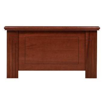 Eleganckie biurko gabinetowe Superior 140