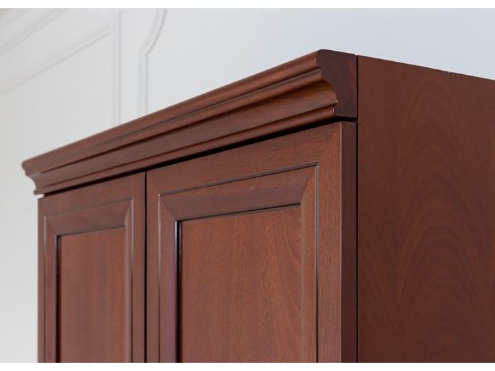2-drzwiowa szafa gabinetowa Antonio II B Kategoria Szafki i regały Drewno Płyta MDF Pomieszczenie Biuro i pracownia