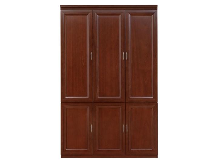Szafa 3-drzwiowa Antonio III B, zabudowana Pomieszczenie Biuro i pracownia Drewno Płyta MDF Kategoria Szafki i regały