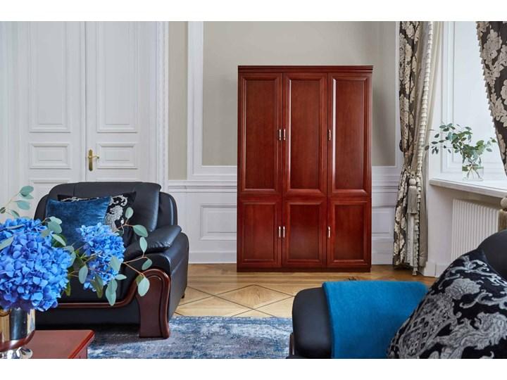 Szafa 3-drzwiowa Antonio III B, zabudowana Płyta MDF Drewno Pomieszczenie Biuro i pracownia Kategoria Szafki i regały