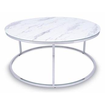 Stolik kawowy Treze Silver 100 cm