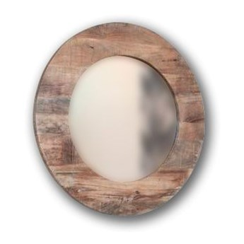 Lustro okrągłe 90x3x90 M-4496