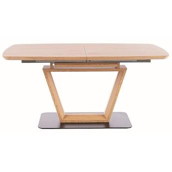 Rozkładany stół w kolorze dębowym Santiago