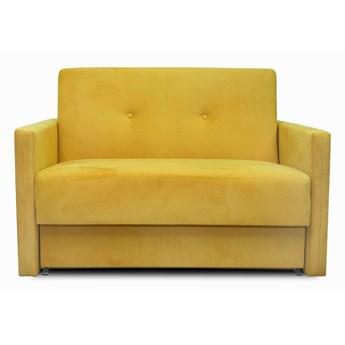 Sofa 2-osobowa LOMA 2 Yellow