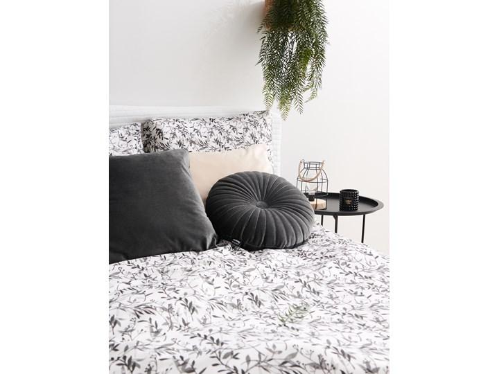 Sinsay - Bawełniany komplet pościeli - Biały Bawełna 200x220 cm Kategoria Komplety pościeli