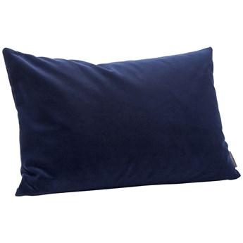Poduszka dekoracyjna Impos 60x40 cm niebieska