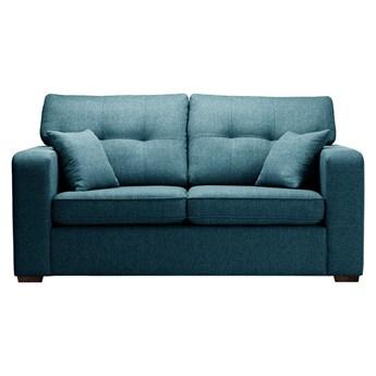 Turkusowa rozkładana sofa Prêt à Meubler Classics Melvin