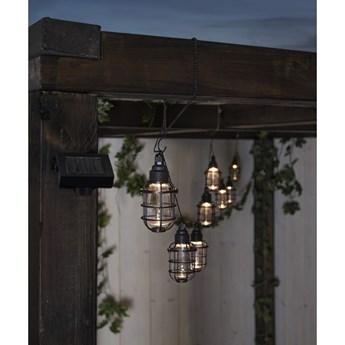 Ogrodowa girlanda świetlna LED Star Trading Cage, 8 lampek