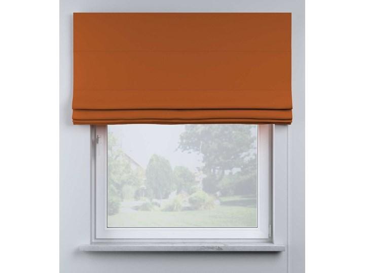 Roleta rzymska Billie, rudy, szer.160 × dł.170 cm, Cotton Story Pomieszczenie Pokój przedszkolaka
