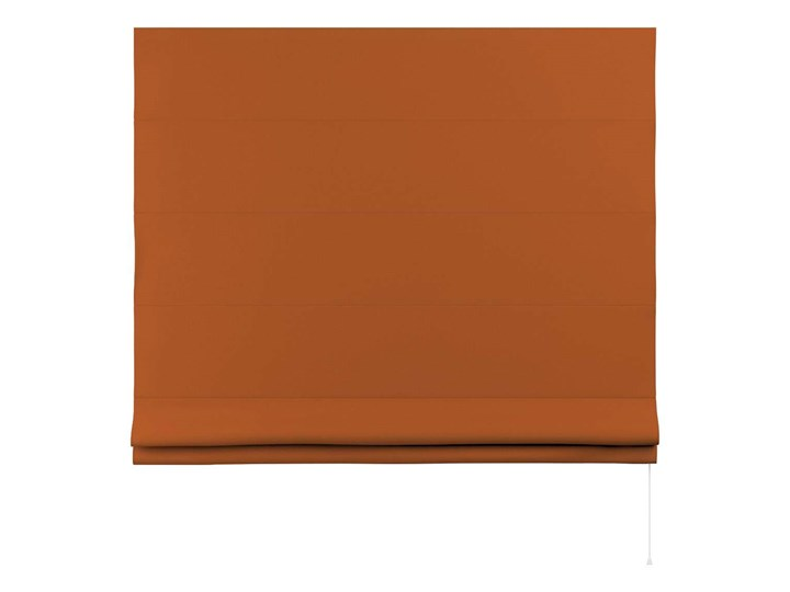 Roleta rzymska Billie, rudy, szer.160 × dł.170 cm, Cotton Story Wzór Dla dzieci Pomieszczenie Pokój przedszkolaka