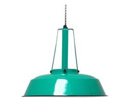 Lampa przemysłowa L emaliowana