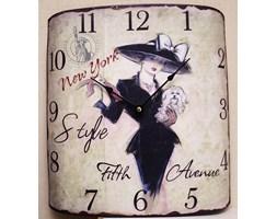 Zegar wiszący New York Style