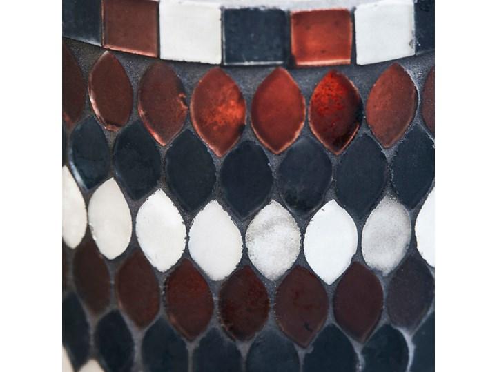 House Doctor - Świecznik na tealigh Mosa S Szkło Metal Drewno Świeca Ceramika Kategoria Świeczniki i świece