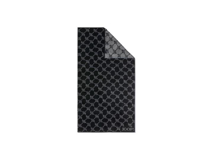 Ręcznik frotte czarny JOOP! Classic Cornflower 1611 Dziecięce Bawełna Kategoria Ręczniki