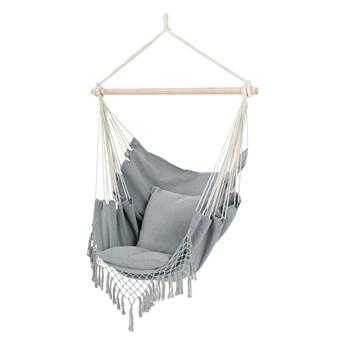 Fotel brazylijski, krzesło hamak w stylu BOHO - XXL