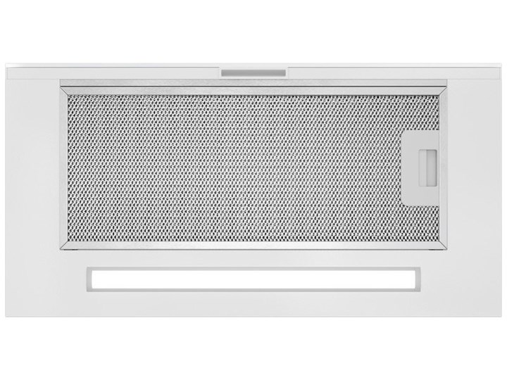 Okap kuchenny Wineter 60.2 White Sterowanie Elektroniczne Okap do zabudowy Okap podszafkowy Poziom hałasu 49 dB
