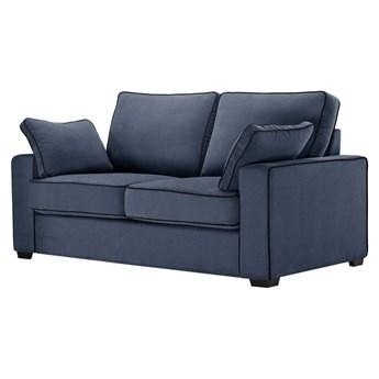 Niebieska rozkładana sofa Jalouse Maison Serena