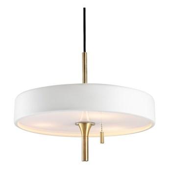 Lampa wisząca ARTDECO biało - złota 35 cm MP8872 WHITE Step Into Design MP8872 white
