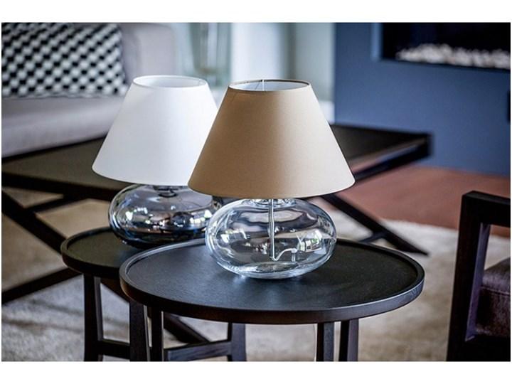 Lampa stołowa BERGEN BLACK L007252110 4concepts L007252110 | SPRAWDŹ RABAT W KOSZYKU ! Lampa z kloszem Kategoria Lampy stołowe