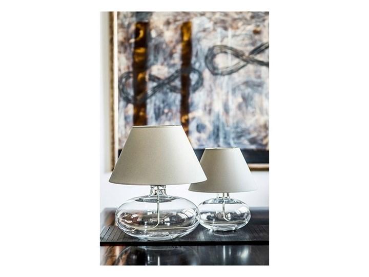 Lampa stołowa BERGEN BLACK L007252110 4concepts L007252110 | SPRAWDŹ RABAT W KOSZYKU ! Lampa z kloszem Kategoria Lampy stołowe Styl Nowoczesny
