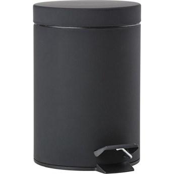 Kosz łazienkowy Solo 3 L czarny