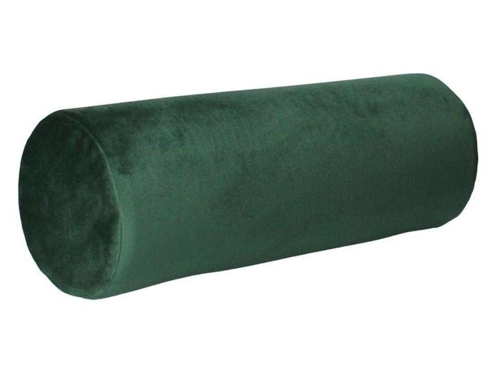 SKP Poduszka Wałek - Elegance zielony  Ø15x40 cm Poduszka dekoracyjna Poszewka dekoracyjna Kategoria Poduszki i poszewki dekoracyjne