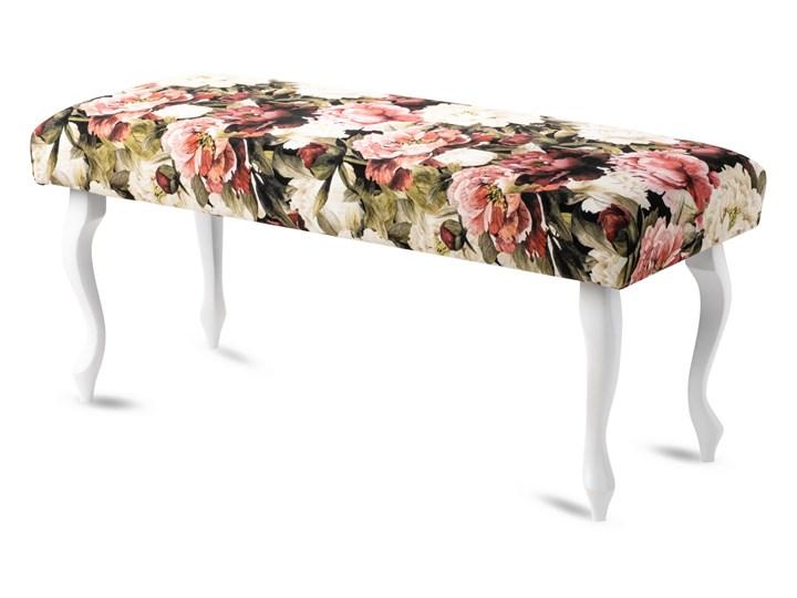 Ławka tapicerowana STYLE Pomieszczenie Salon