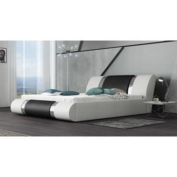 łóżko tapicerowane ALAN promo : Powierzchnia spania łóżka - 180x200cm