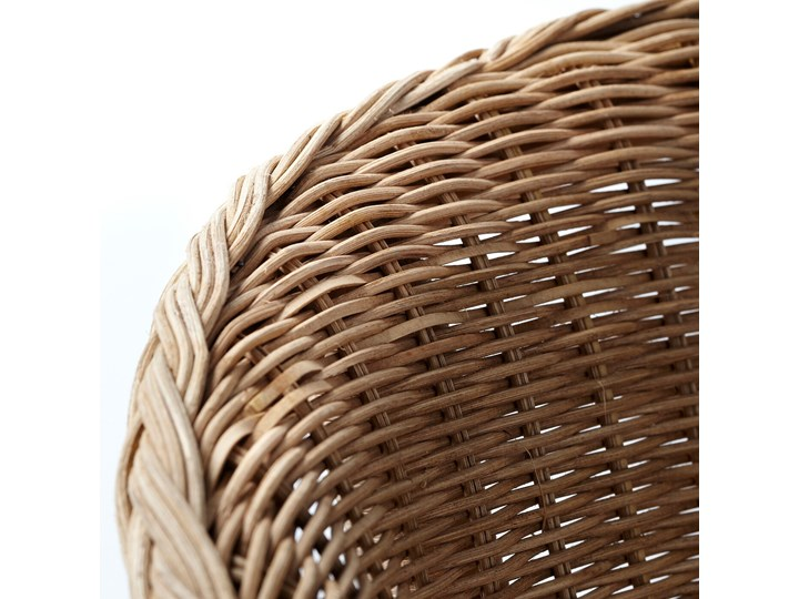 IKEA AGEN Krzesło, rattan/bambus, Szerokość: 58 cm Tworzywo sztuczne Drewno Metal Kategoria Krzesła ogrodowe