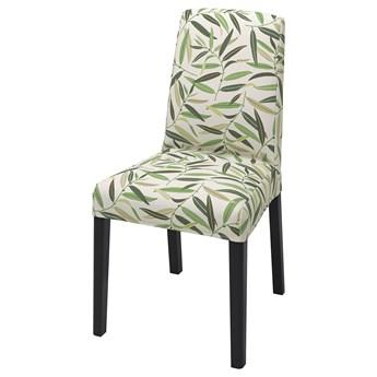 IKEA BERGMUND Pokrycie krzesła, Fågelfors wielobarwny