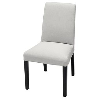 IKEA BERGMUND Pokrycie krzesła, Orrsta jasnoszary
