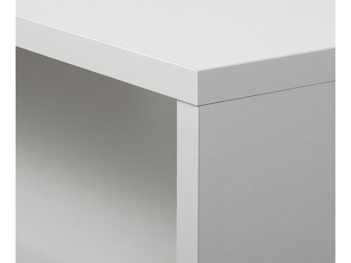 IKEA EJLER Biurko, biały, 100x45 cm Szerokość 100 cm Płyta MDF Pomieszczenie Biuro